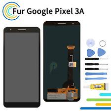 Für Google Pixel 3A Display LCD Touchscreen OLED Bildschirm Glas Ersatz Schwarz