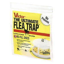 Victor M231 For M230 Ultimate Flea Trap Killer Catcher Refills 1 Pack of 3