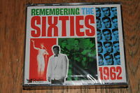 """READER'S DIGEST """"REMEMBERING THE SIXTIES"""" - 1962 3x CDs  NEW OLD STOCK"""