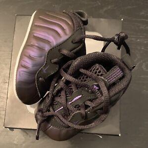 Nike Lil' Posite One (CB) 2c Black/Varsity Purple