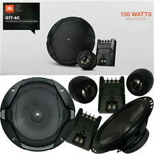 "JBL GT7-6C GT7 Series 300 Watts 6.5"" 2-Way Car Component Speakers System 6-1/2"""