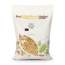 Organic Chickpeas 2.5kg | Buy Whole Foods Online | Free UK Mainland P&P