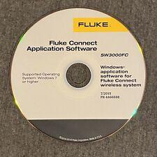 Fluke SW3000 FC Fluke Connect Software
