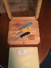 MAC TOOLS 1992 racing knife set made by gerber