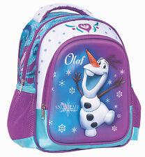800fe7733728d GIM75 Disney Frozen Eiskönigin Olaf 3D Kinderrucksack Rucksack Kinder Tasche