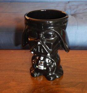 2013 Galerie Star Wars Darth Vader Tall Cup Mug Goblet