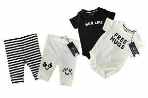 Myleene Klass My K Mothercare Baby Outfit Leggings Bodysuit Vests Set Boys Girls