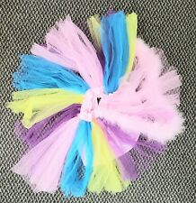 Tutu Fluffy Party Skirt Soft Princess Ballet Pettiskirt Women's Dancewear