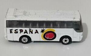 "Matchbox, Vintage, White ""Espana"" Ikarus Coach, 1986, 1:140"
