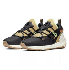 NIKE ZOOM MOC 'THE 10th' Mens Shoes Athletic Trainers - Black / Tan - Size 11.5