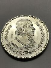 1963 Mexico Un Peso BU+ #5677