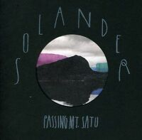 Solander - Passing MT. Satu [New CD]