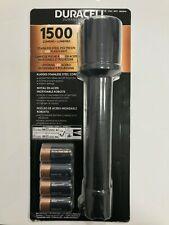 Duracell Durabeam Ultra Torch/Flashlight 1500 Lumens inc Batteries