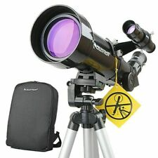 Celestron PowerSeeker 70400 Astronomy Telescope W/Tripod and other accessories