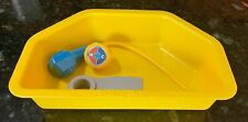Fisher-Price Kitchen Fun with Food Play Set Vintage Replacemen Sink & Faucet