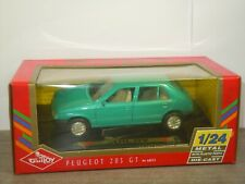 Peugeot 205 GT - Guiloy 64513 - 1:24 in Box *45198