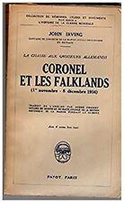 Coronel et les Falklands 1 novembre - 8 décembre 14