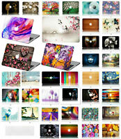"""For Apple Macbook Air Pro 13"""" M1 2020 Pattern Hard Case Shell keyboard Cover ZH"""