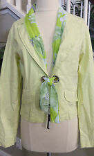 Beautiful LIME Women's Stylish Jacket!!! Size XL!!! NWT!!! Desing of Italy!!!