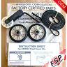 Genuine OEM 4392065 AP3131942 PS373087 341241 691366 Whirlpool Kenmore Dryer Kit