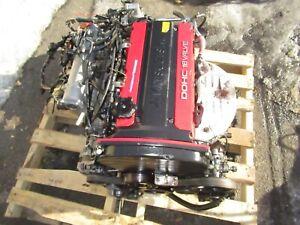 Jdm Mitsubishi Lancer Evo 4 2.0L Turbo Engine Awd MT Transmission Ecu JDM 4G63