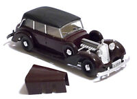 RIO - MERCEDES BENZ CABRIOLET 1937 Tetto chiuso - Scala 1:43 - Made in Italy