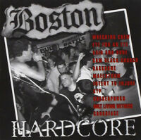 "Various Artists : Boston Hardcore: 89-91 VINYL 12"" Album (2018) ***NEW***"