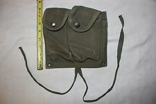 US Military CIA Issue SMG Rifle Magazine Pouch Vietnam Era SEALS LRRP