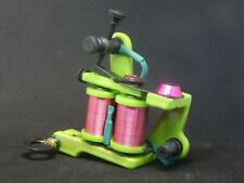 BOGEYMAN IRONS HAND MADE LINER TATTOO MACHINE - NO6 -SPARE PARTS-FRAME-INK-COILS