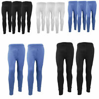 Mens Thermal Long Johns Warm Winter Legging Bottom Workout Trouser Pack Of 2 3