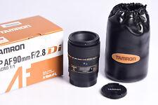 Tamron SP AF 2.8/90 Macro  Für  Sony + Minolta