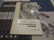 Joss Heintz- Dans le périmètre de bastogne
