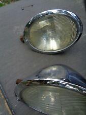 1931 Studebaker President, Commander Tilt Ray headlamps