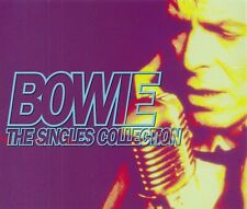 DAVID BOWIE : THE SINGLES COLLECTION / 2 CD-SET - TOP-ZUSTAND