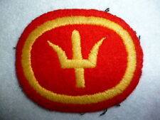 44th (Home Counties) Division 3rd Pattern Embroidered Formation Sign Patch
