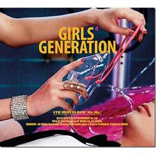 SNSD Girls' Generation - Mr.Mr. (4th Mini Album) New CD