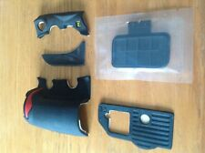 5 Pieces Grip USB Rubber Unit Replacement for Nikon D700 Front Rear Cover