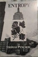 Thomas  Pynchon~Entropy~Troy Town Trystero~Piracy Wraps