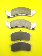 Wagner ThermoQuiet Semi-Metallic Front Disc Brake Pad Set  MX505