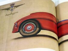 Ferrari Exhibition Catalog Book Brochure - The Idea Ferrari - 1994 MINT