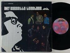 "Ray Barretto ""Together"" Latin Funk Salsa LP Fania"