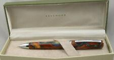 Levenger Decathlon Desert Night & Chrome 0.7mm Pencil - 2008 - MINT In Box