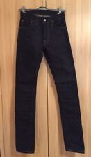 21OZ STEEL FEATHER RAW SELVEDGE SUPERHEAVY DENIM LIMITED EDITION JAPAN 28