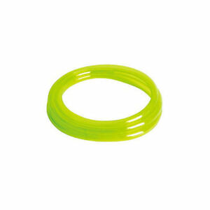 Thermaltake 200cm long 9.25mm ID Green Water Tube and Hose Clip (CLW0218)
