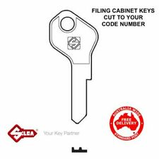 STATEWIDE & NAMCO Filing Cabinet Keys -Key Cut To Code Number-FREE POST!