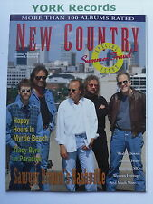 NEW COUNTRY MAGAZINE - Summer Travel 1995 - Sawyer Brown / Tracy Byrd