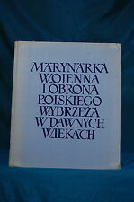 Marynarka Wojenna i Obrona Polskiego Wybrzeza w Dawnych Wiekach Polish Navy 1961
