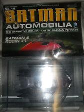 Dc - Batman Automobilia Collection #15- Batman and Robin #1 Mip!