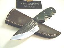 Jagdmesser Edelstahl D2 Messer Werkzeug Stahl  Jagdmesser kein Damastmesser Neu