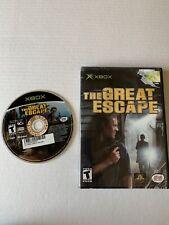 New listing The Great Escape (Microsoft Xbox, 2003)